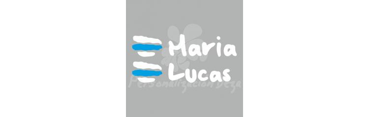 Bandera Galicia con nombres - X2