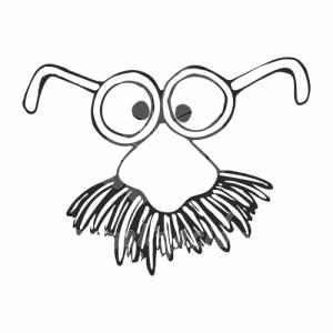 Señor con bigote