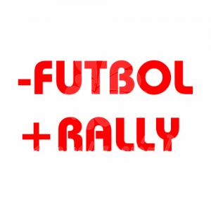 - fútbol + rally