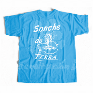Camiseta Sonche da terra