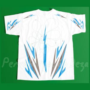 Camiseta Abstracta N2