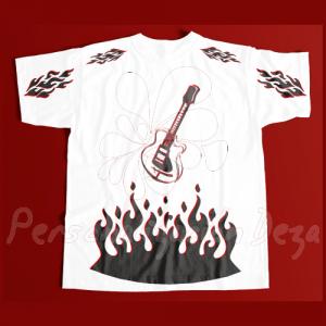 Camiseta Abstracta N3