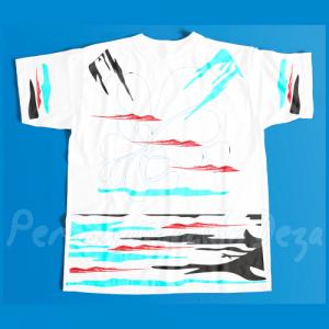 Camiseta Abstracta N6