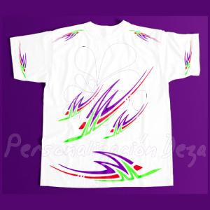 Camiseta Abstracta N8