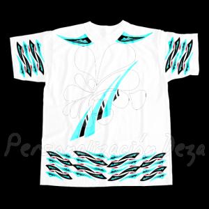 Camiseta Abstracta N9