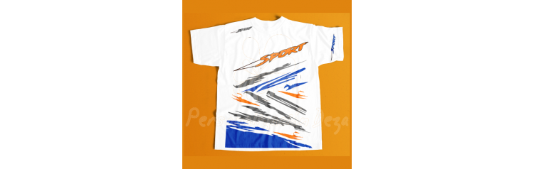 Camiseta Abstracta N12