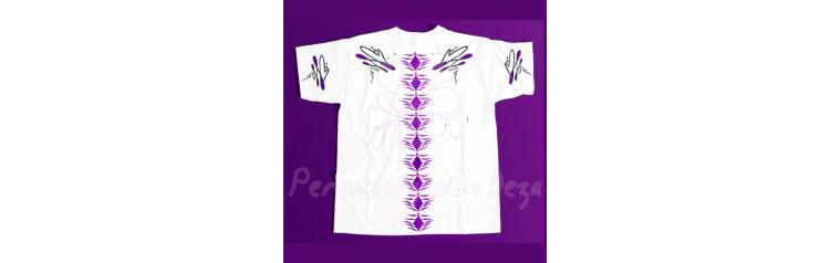 Camiseta Abstracta N13