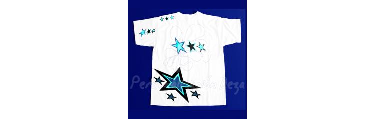 Camiseta Abstracta N14